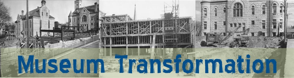 Museum Transformation Logo