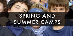 Spring and Summer Camps
