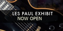 Les Paul Exhibit